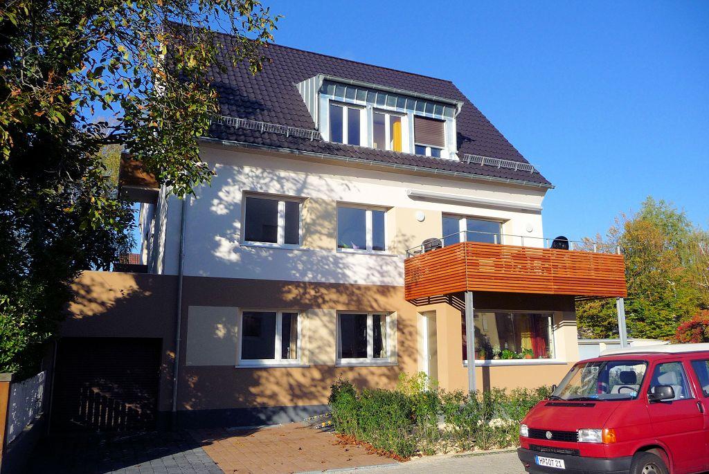 Partnerschaft mbb fassadengestaltung wohnhaus heidelberg s dstadt - Schmidt architekten ...